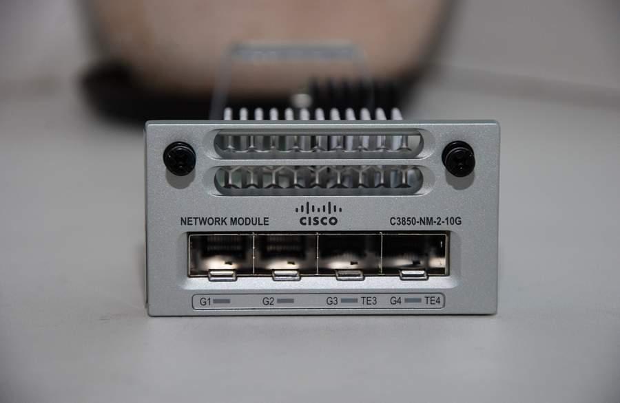 Модуль C3850-NM-2-10G